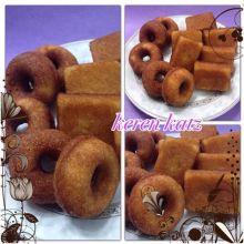 מיני עוגות תפוזים קוקוס-מלבניות / קרן כץ- אוחיון