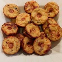 פשטידת גבינות עם בטטה ופטריות