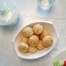 מיני מאפינס גבינה בולגרית ועשבי תיבול- המטבח הקטן שלי