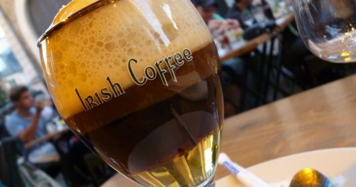 Irish Coffee, czyli kawa po irlandzku