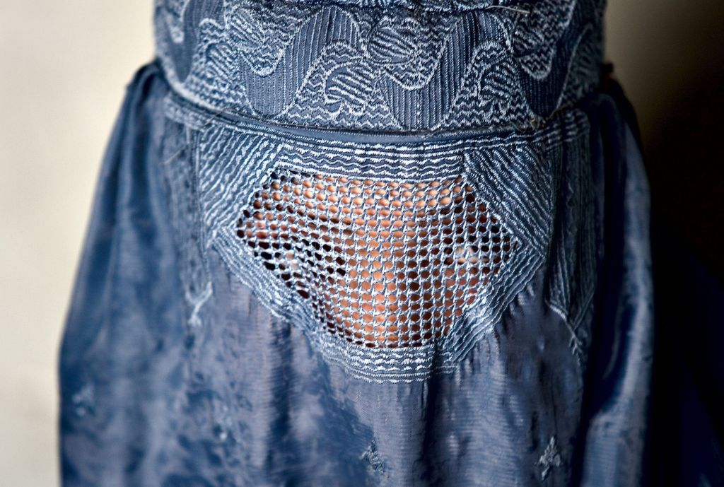 Burka (Fot. World Bank Photo Collection / Flickr)