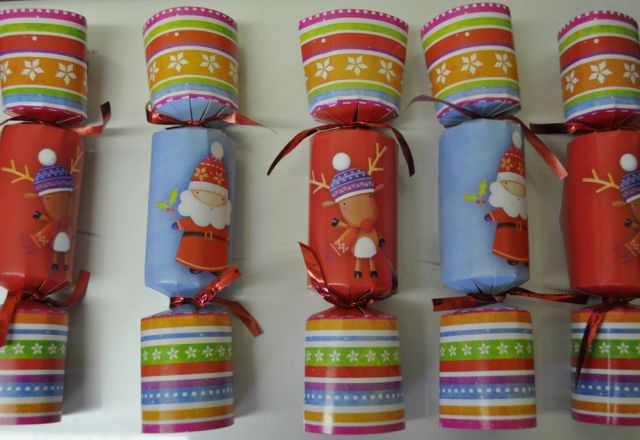 Christmas crackers (Fot. Marta El Marakchi © All rights reserved)