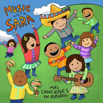 Mas Canciones en Espanol - Music with Sara - MKB Birthday Party Giveaway