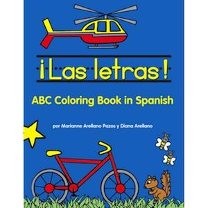 Spanish ABC book from Libros Arellano.