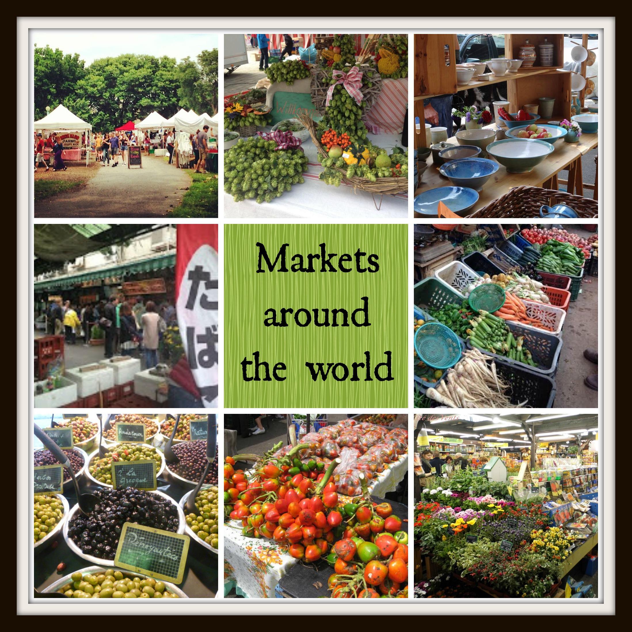 Markets Around The World