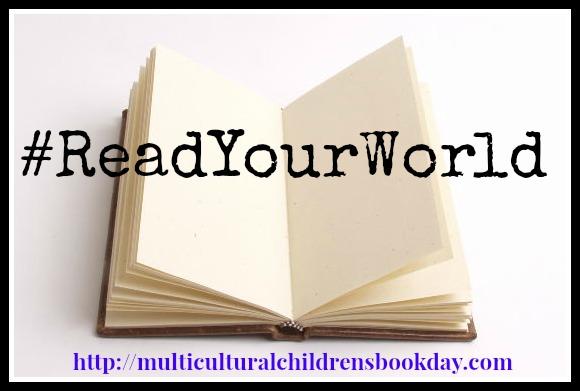 #ReadYourWorld - Multicultural Children's Book Day