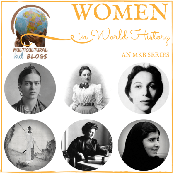 Women's History Month on Multicultural Kid Blogs
