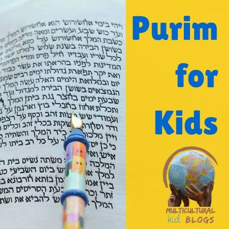 Purim for Kids | Multicultural Kid Blogs
