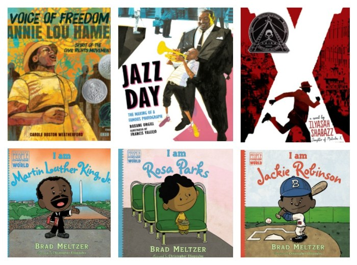 Black History Month giveaway on Multicultural Kid Blogs - 2nd Prize