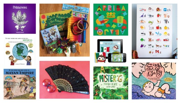 Hispanic Heritage Month Series and Giveaway 2017 | Multicultural Kid Blogs