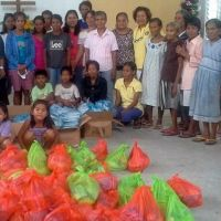 Help Philippines Update - Sending Help to Typhoon Victims in Antique, Philippines