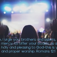 """The Deception of """"Worship"""""""