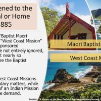 NZ Baptist Mission - Local vs. Foreign Missions
