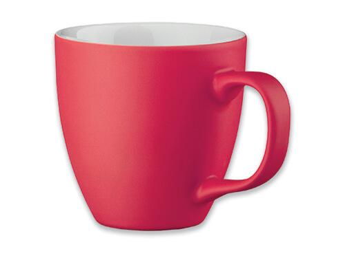 Puodelis-šviesiai-raudonas-su-logotipu-multidora
