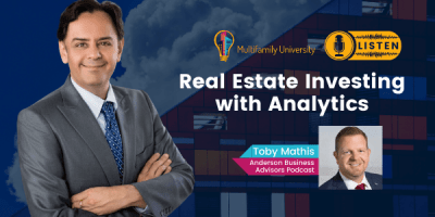 Real Estate Investing with Analytics