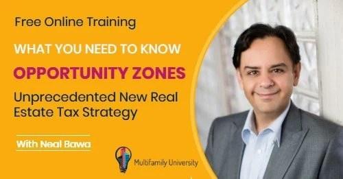 opportunity zones webinar SM