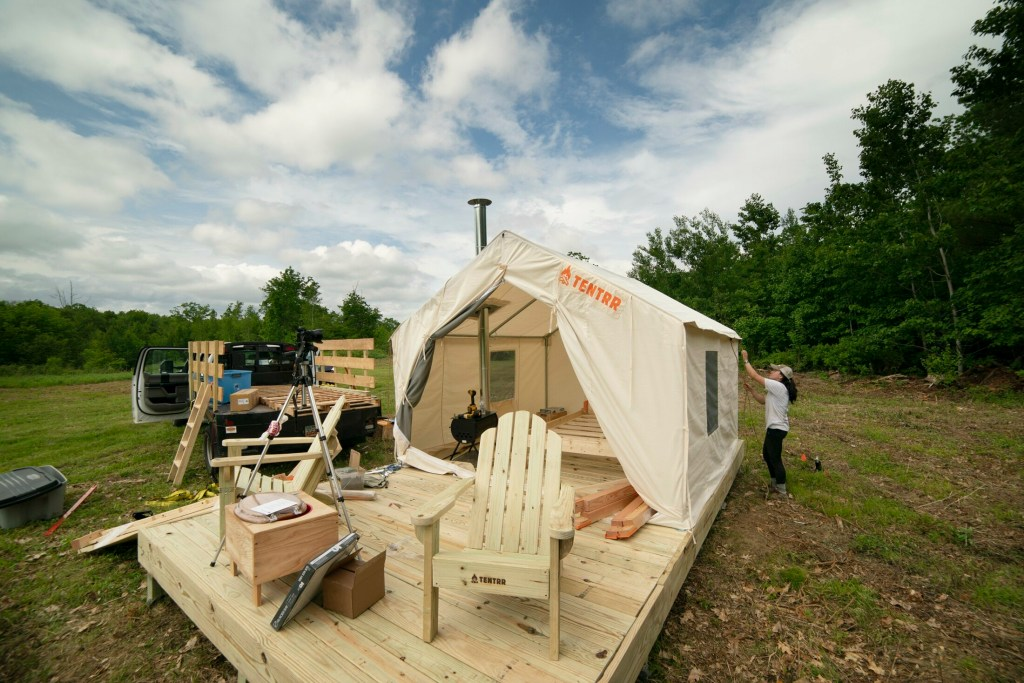 Maine State Parks >> Maine State Parks Get Into The Glamping Business Portland