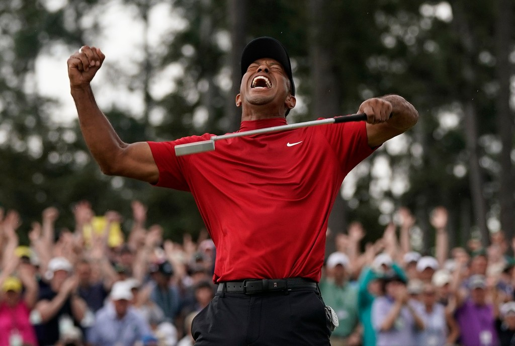 Tiger Woods is once again trending after his Masters win, but other young players are sharing the spotlight.