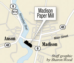 Belfast company plans to buy former Madison paper mill for