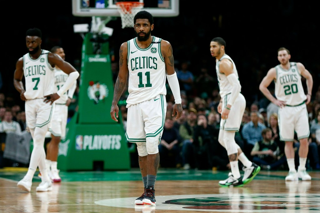 Commentary: End Appears Near For Irving, Celtics