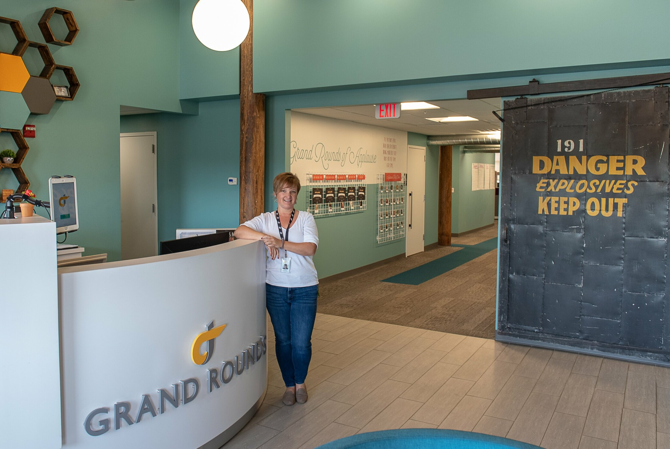 Grand Rounds doubling its Lewiston workforce - Portland ...