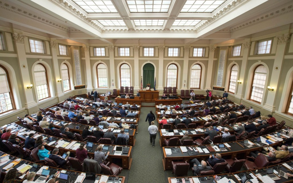 State lawmakers wrapped up the legislative session early Thursday morning after a marathon final day of voting on a host of bills.