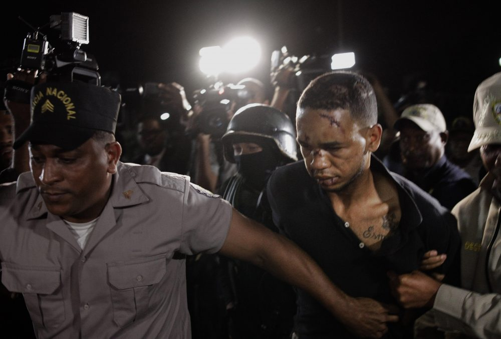 Six suspects, including gunman, arrested in Ortiz shooting