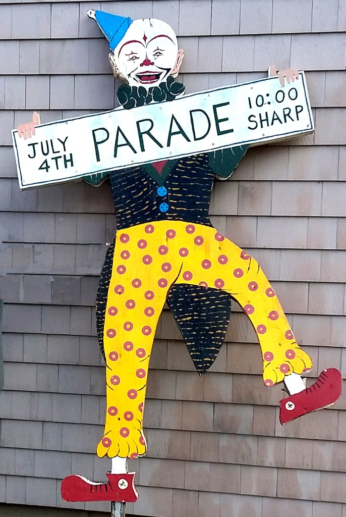 The Kings Mills Fourth of July parade will begin at 10 a.m. in Whitefield. Parade participants should line up on Route 194 well before start time.