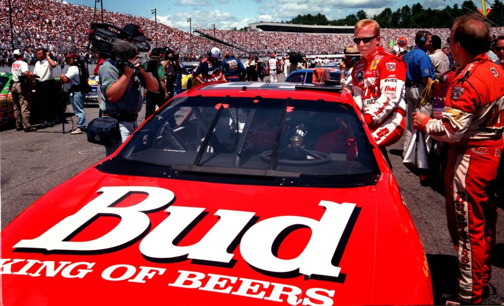 "Ricky Craven heard the road of the crowd on July 12, 1998 at then-at New Hampshire International Speedway as he climbed into his pole-position car before the start of the Jiffy Lube 300. Craven, of Newburgh, loved it. ""I anticipated that track with so much enthusiasm, and the track rewarded me."""