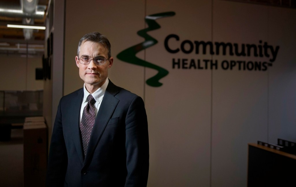 Kevin Lewis, CEO of Community Health Options, said his company is seeking a nearly 8 percent increase in rates for individual ACA policyholders. The company is one of three insurers to offer individual coverage in Maine.