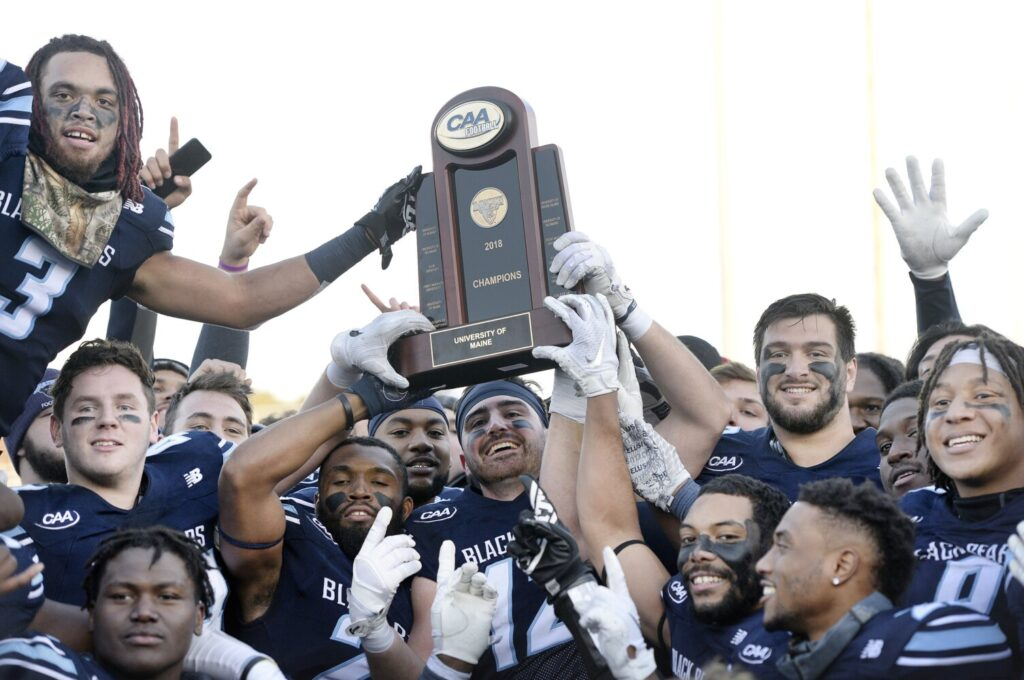 For UMaine football, the challenge is to meet high