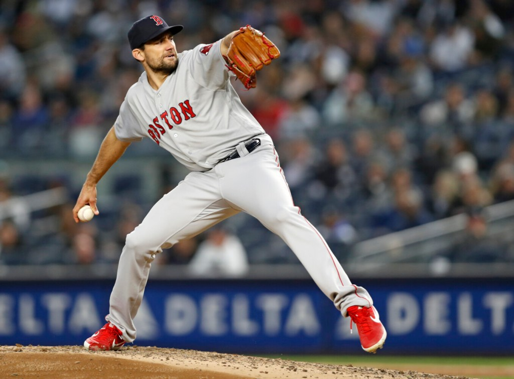 Nathan Eovaldi is expected to rejoin the Red Sox on Saturday and pitch out of the bullpen. Eovaldi has been on the injured list since April 20.