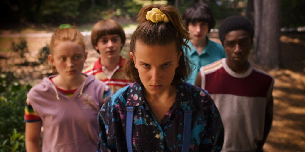 """Stranger Things 3"" premiered July 4 on Netflix."