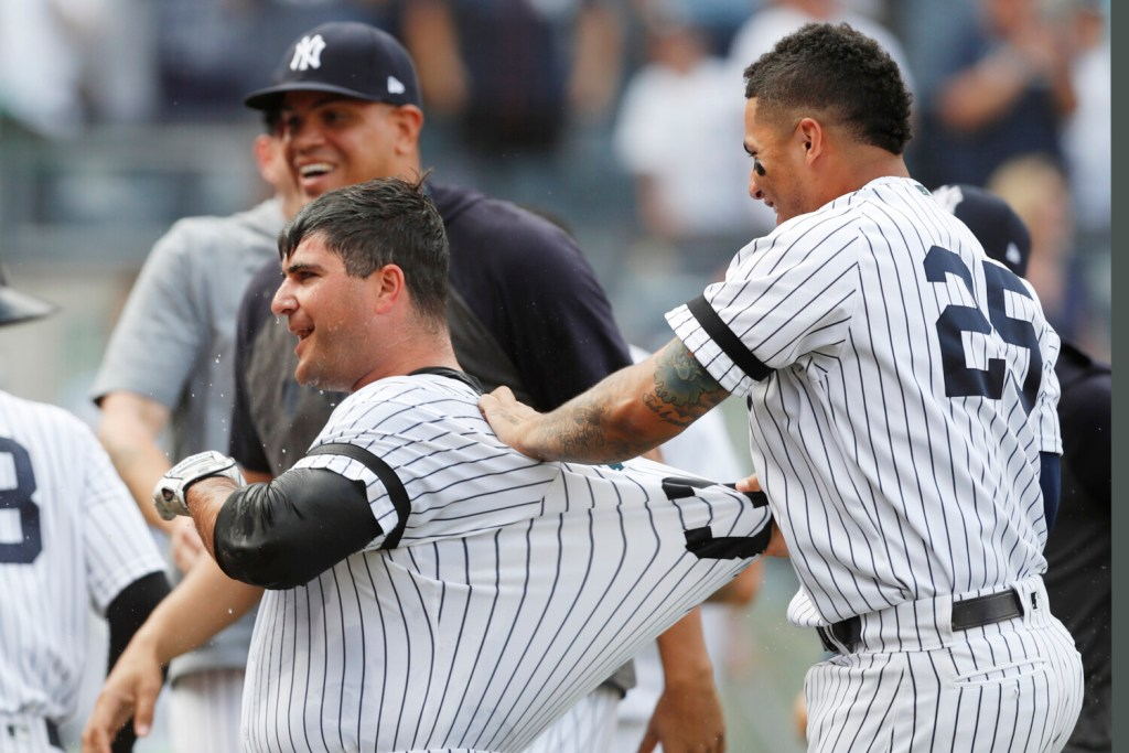 size 40 9be2c 523d2 MLB roundup: Yankees walk off with another win against A's ...