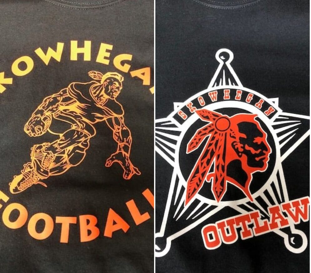 "Skowhegan business under fire for producing 'Indians"" mascot"