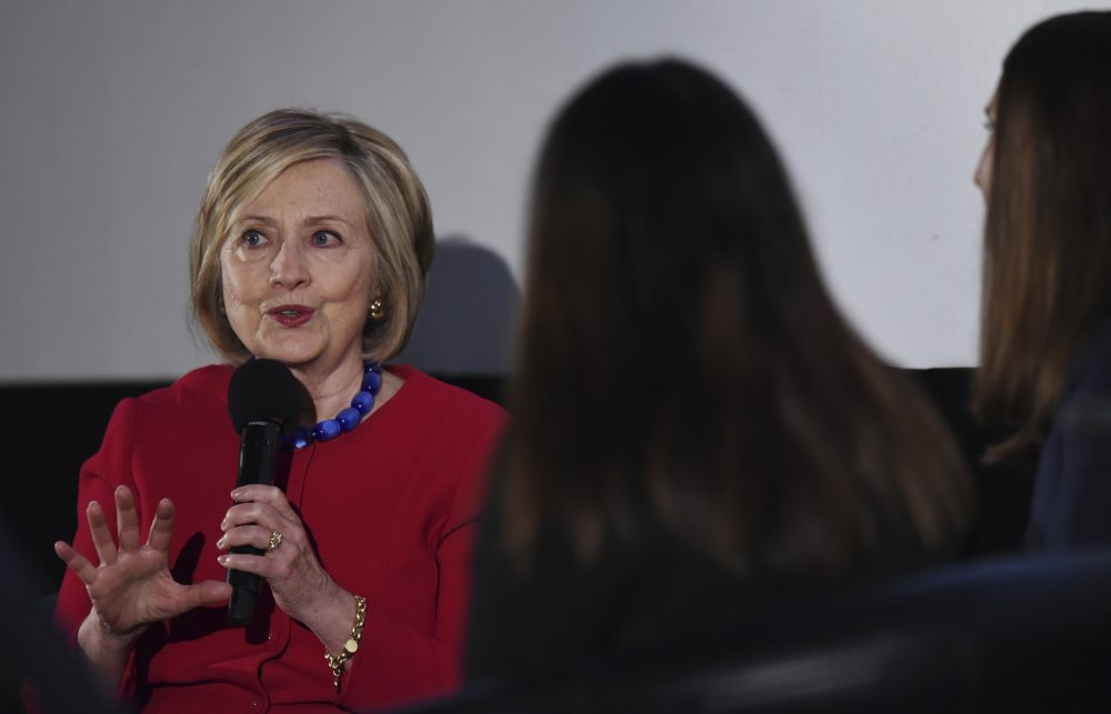 38 current and former officials cited for violations in Hillary Clinton email probe