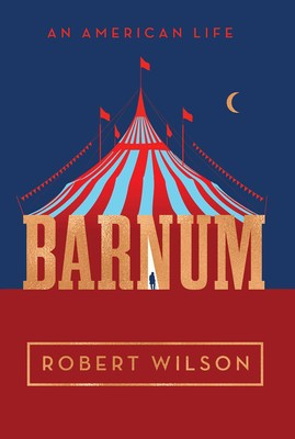 "Cover of""Barnum: An American Life."""