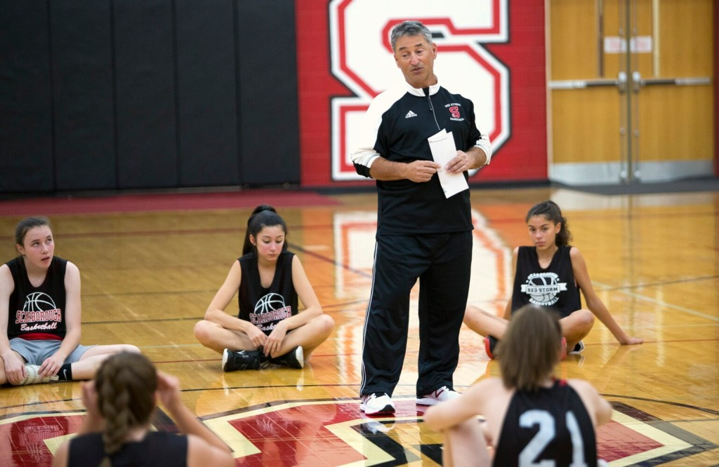 Scarborough girls lose top basketball scorer as winter practices begin - Press Herald