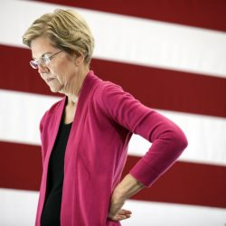 APTOPIX_Election_2020_Elizabeth_Warren_72347