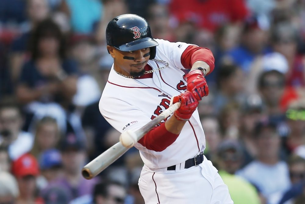 The trade to send Mookie Betts to the Los Angeles Dodgers appears to be nearing completion after nearly a week and a re-working of the deal. The Minnesota Twins are reportedly no longer involved in the trade.