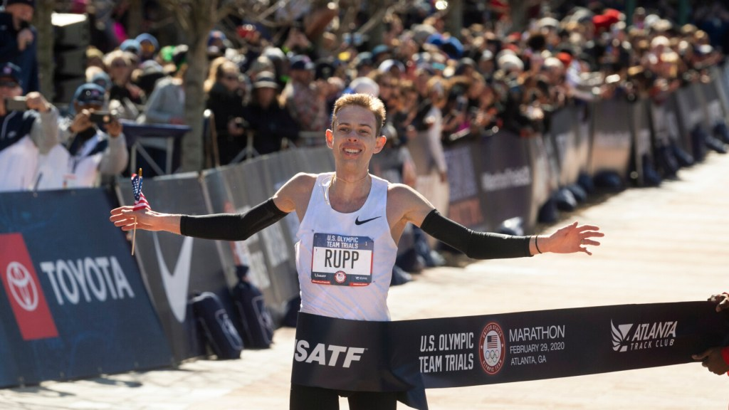 U.S. Olympic Marathon Trials Deliver Thrilling Finishes in Atlanta