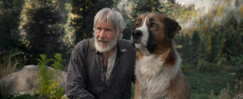Harrison Ford puts new spin on classic character...