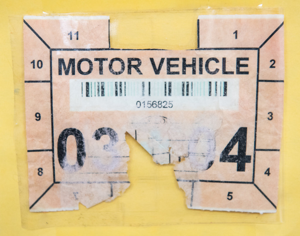 Fake inspection stickers a real headache for Maine | Lewiston Sun