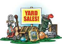 Yard sales as fundraisers, community-wide events | Lewiston Sun Journal