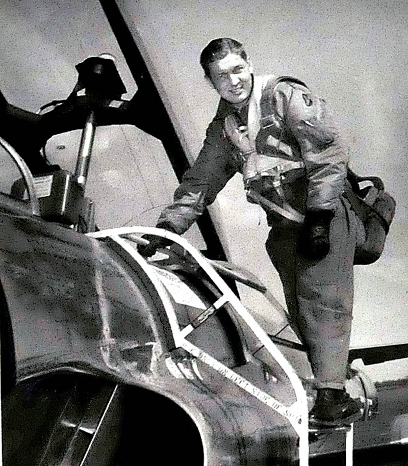 On June 27, 1963, Robert Rushworth flew an experimental plane to a record altitude of 286,000 feet at a speed of 3,545 miles per hour, earning him the recognition as Maine's first astronaut. The flight earned him astronaut wings, which at that time were awarded to pilots who flew 50 miles or higher,