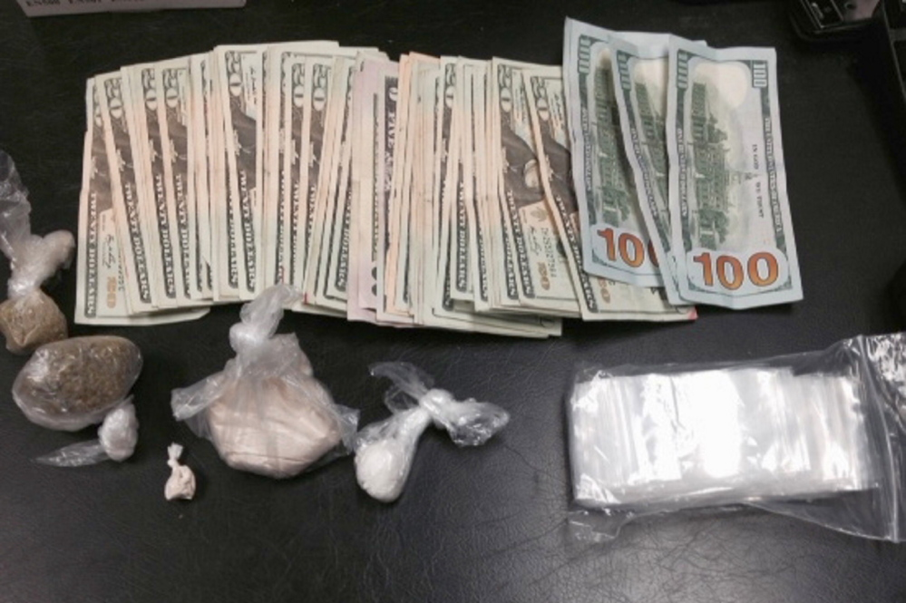 Ten additional Maine Drug Enforcement Agency officers are among the provisions of a drug enforcement bill for which the governor says he has found funding.