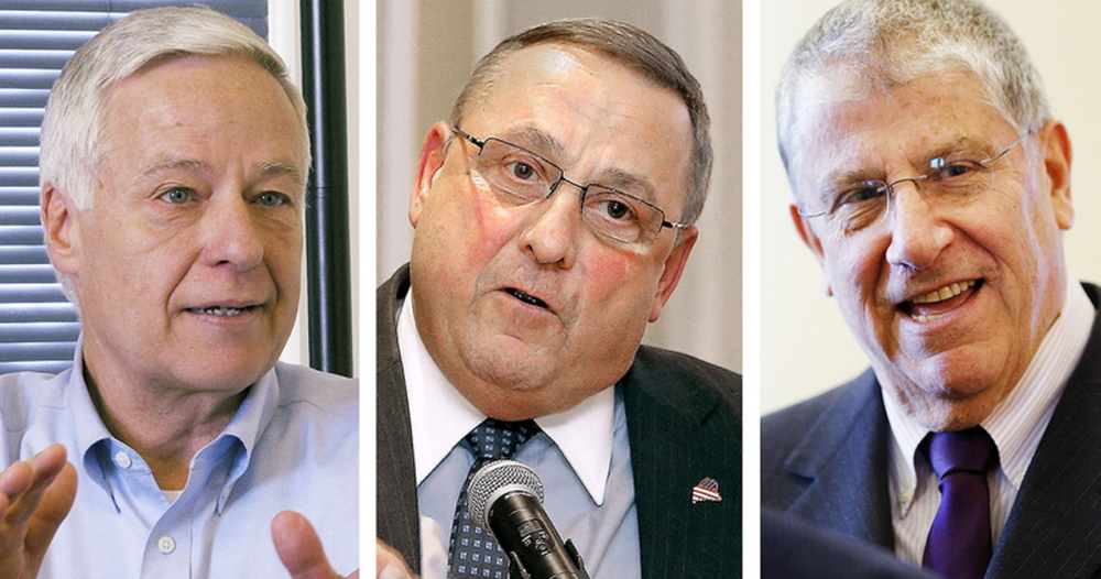 Congressman Mike Michaud, a Democratic candidate for governor, is coming under increasing fire from his opponents, Republican Gov. Paul LePage and independent Eliot Cutler, over the VA scandal.