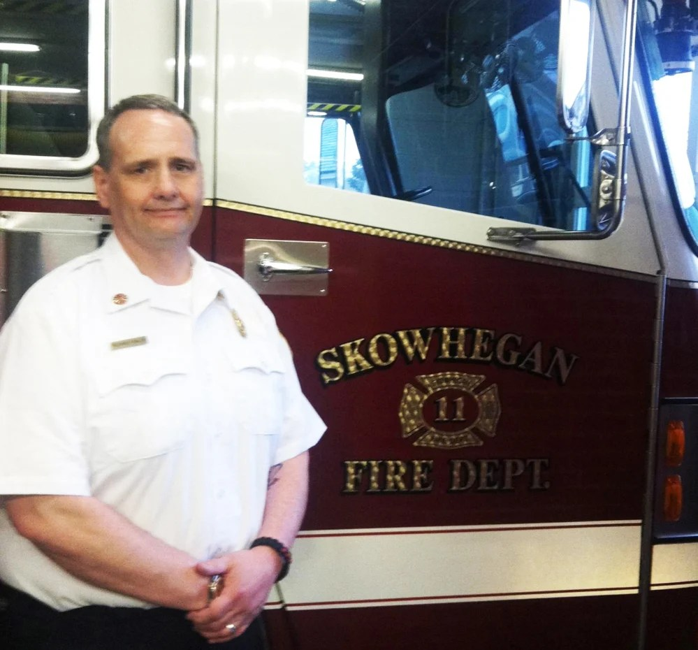 Richard Fowler, Skowhegan fire chief since May, was fired by the town manager Friday.
