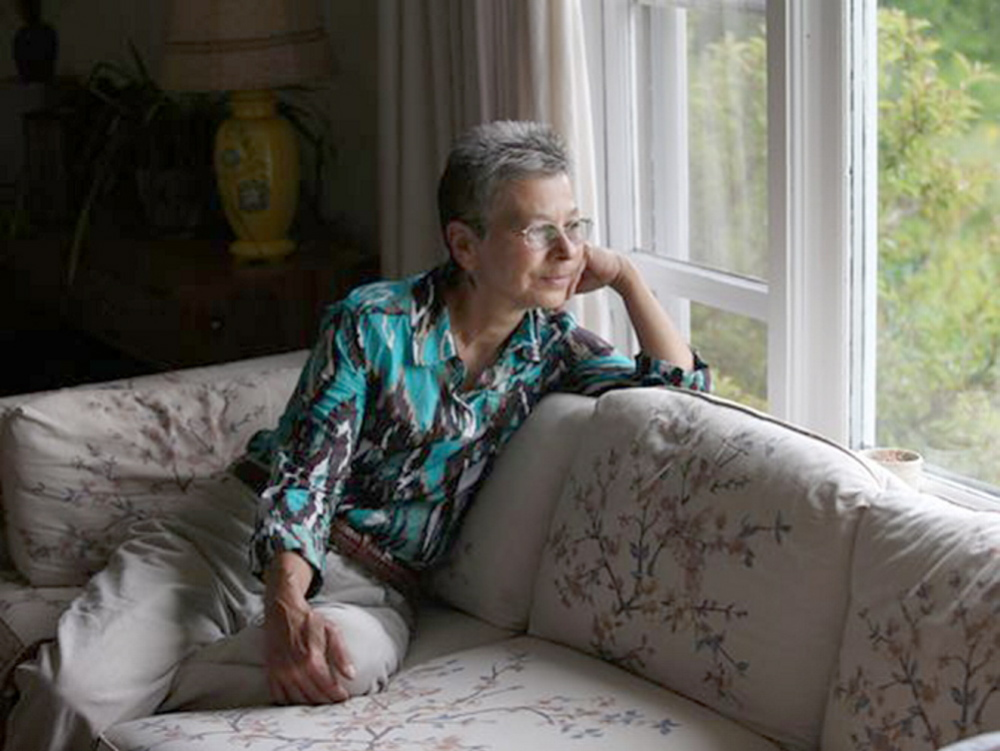 Laura Tasheiko, 61, of Northport, lost her health coverage benefits on Jan. 1 when MaineCare terminated her coverage, leaving her and thousands of others without insurance.