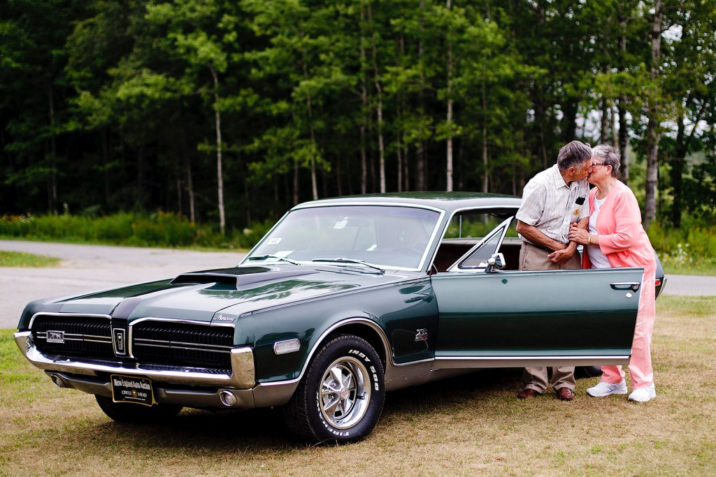 Auction Of Maine Couple S Rare Sports Car Brings A Big Payoff And